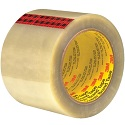3M 351 72mm x 50m Scotch Sealing Tape
