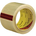 3M 3743 72mm x 50m Scotch Hi Tack Sealing Tape