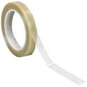 Clear 3M 471 1/2 in x 36 yd Vinyl Tape-3p