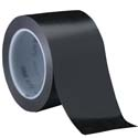 Black 3M 471 3 in x 36 yd Vinyl Tape