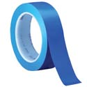 Blue 3M 471 1 in x 36 yd Vinyl Tape-3p
