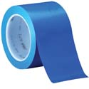 Blue 3M 471 3 in x 36 yd Vinyl Tape-3p