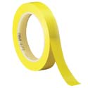 Yellow 3M 471 3/4 in x 36 yd Vinyl Tape-3p