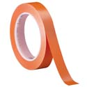 Orange 3M 471 1/2 in x 36 yd Vinyl Tape-3p