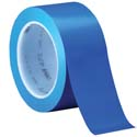 Blue 3M 471 2 in x 36 yd Vinyl Tape-3p