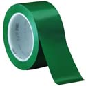 Green 3M 471 2 in x 36 yd Vinyl Tape-3p