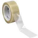 Clear 3M 471 2 in x 36 yd Vinyl Tape-3p