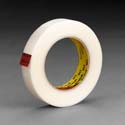 Scotch Reinforced Strapping Tape - 12 mm x 55 m 5 mil - 72/case