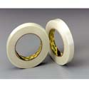 Scotch Filament Tape - 12 mm x 55 m 6 mil - 72/case