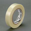 Tartan Filament Tape - 12 mm x 55 m 4 mil - 72/case