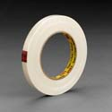 Scotch Filament Tape - 12 mm x 330 m 6.6 mil - 12/case