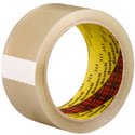 3M 311 3 in Scotch Box Sealing Tape 311 Clear