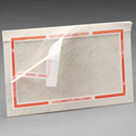 3M 832 ScotchPad 6x8 Clear Pouch Tape Pad Clear
