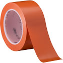 3M 471 Orange Vinyl Tape, 2 in x 36 yd