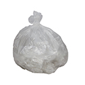 56 Gallon Natural High Density Trash Bags