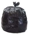 33 Gallon Black Repro Trash Bags