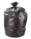 60 Gallon Black Repro Trash Bags