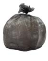 20-30 Gallon Black Regular Duty Trash Bags