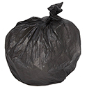 33 Gallon Black Regular Duty Trash Bags