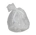 12-16 Gallon Clear Regular Duty Trash Bags