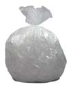 20-30 Gallon Clear Regular Duty Trash Bags