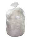 55 Gallon Clear Regular Duty Trash Bags