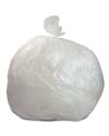 56 Gallon Clear Regular Duty Trash Bags