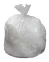 20-30 Gallon Clear Heavy Duty Trash Bags