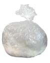 40-45 Gallon Clear Heavy Duty Trash Bags