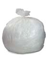 56 Gallon Clear Heavy Duty Trash Bags