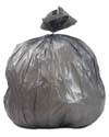 33 Gallon Gray Heavy Duty Trash Bags