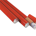 3 x 24 Red 3Pc Telescope Tubes