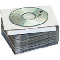 5 5/8 in x 5 in x 7/16 in CD DVD Mailers