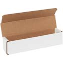9 in x 2 in x 2 in White Corrugated Mailers