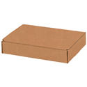 9 in x 6.5 in x 1.75 in Kraft Literature Mailers