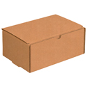 9 in x 6.5 in x 4 in Kraft Literature Mailers