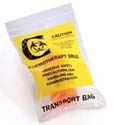 9 in x 12 in 4 Mil Chemo Drug Transport Bags