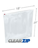 18 inx20 in Slider Lock Bags
