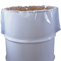 55 Gallon 5 Mil Drum Liners 38 in x 65 in