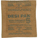 2 Unit Desiccant 5 x 4.75 Clay Packets