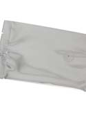 2 oz Flat Pouch with valve Silver PET / VMPET / LLDPE