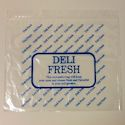 10 in x 8.5 in Zip Locking Deli Bags