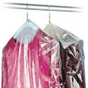 21x4x72 .5 Mil Clear Plastic Dry Cleaning