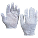 Cotton Inspection Gloves -L