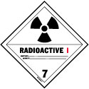 D.O.T. Radioactive I Label