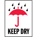 KEEP DRY - International Safe Handling Label