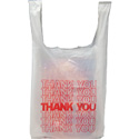 8 x 4 x 16 Thank You Bags