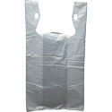 11.5 x 6.5 x 21 Transparent T-Shirt Bags