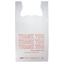 11.5 x 6.5 x 21 Thank You Bags
