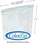 1 Gallon Reclosable Freezer Bags